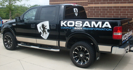 Iowa Vehicle Wraps We Can Design And Install Vinyl Wrap Graphics - Vinyl graphics for trucks